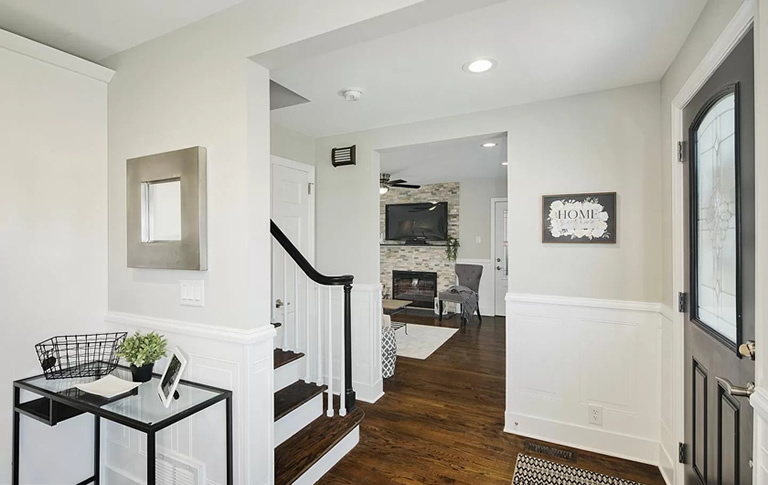 Haddonfield NJ Home Staging