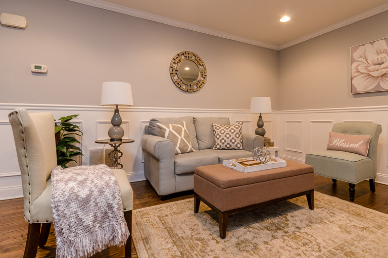 Pine Hill NJ Home Staging Photo