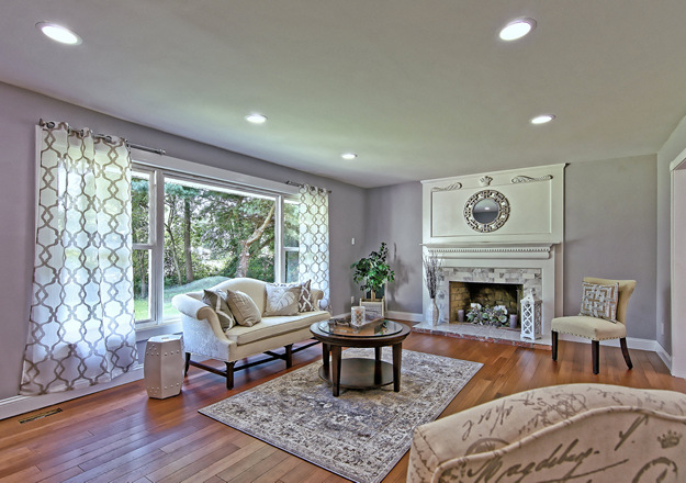 Recent Home Staging in Southhampton, NJ