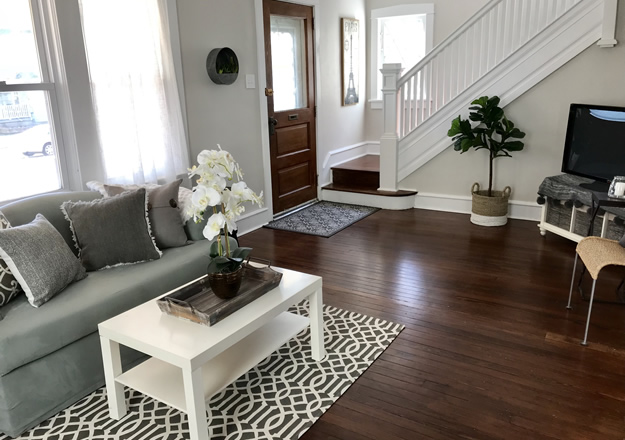 Recent Home Staging in Audubon, NJ