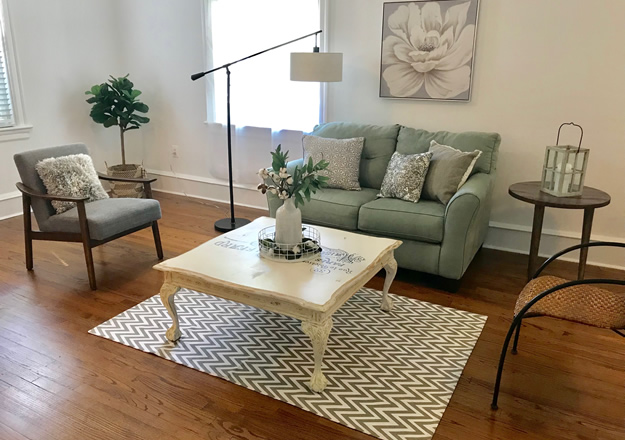 Recent Home Staging in Haddon Heights, NJ